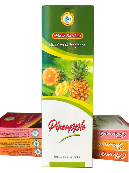Pineapple with other fruits product