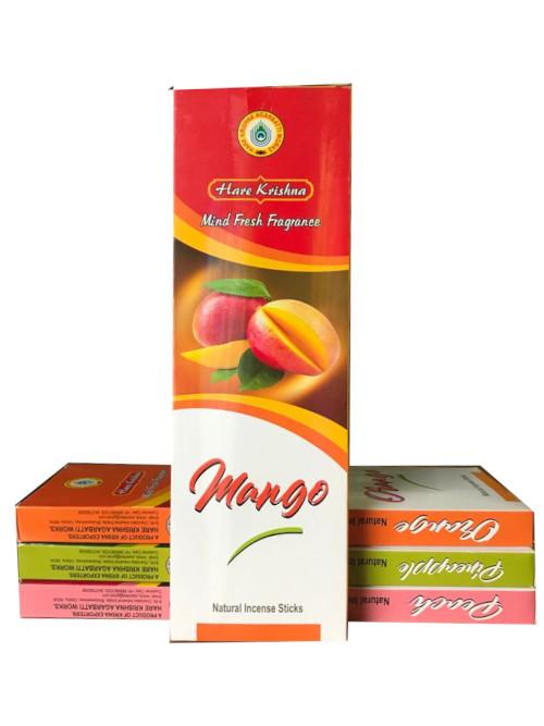 Mango with other fruit products