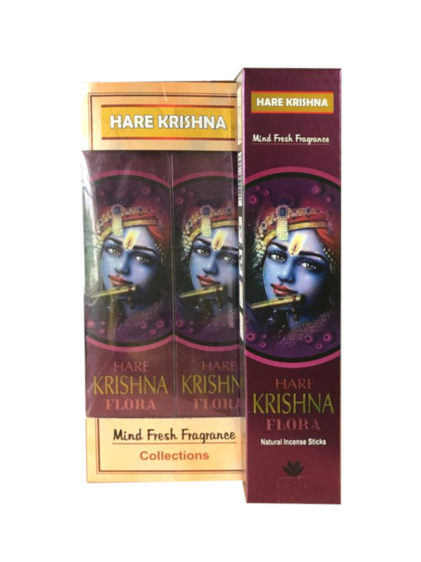 Harekrishna Flora packet with outer