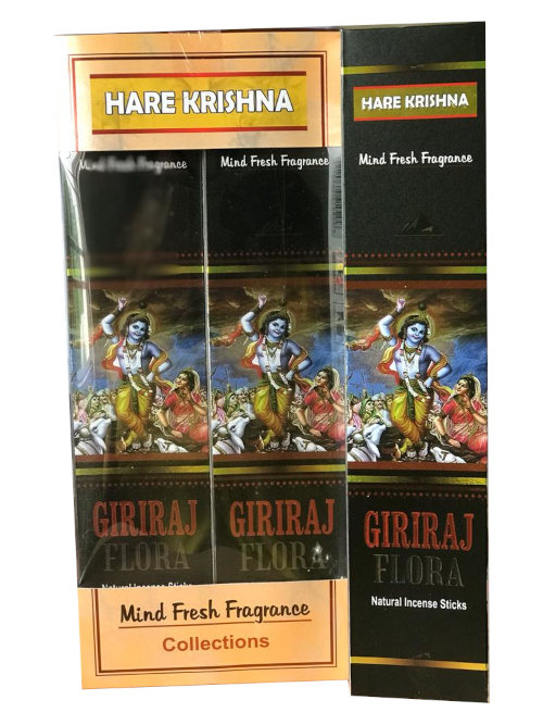 Giriraj Flora Packet with outer