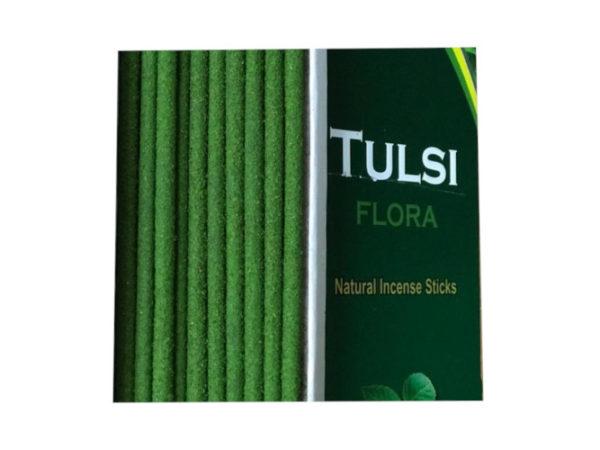 Tulsi Flora packet with agarbatti