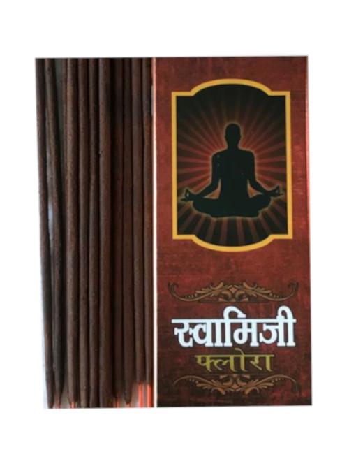 Swamiji Flora Packet with agarbatti