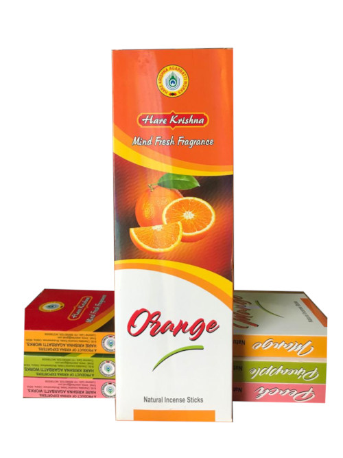 Orange with other fruit products