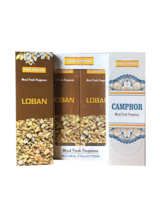 Camphor Loban Combo with Outer