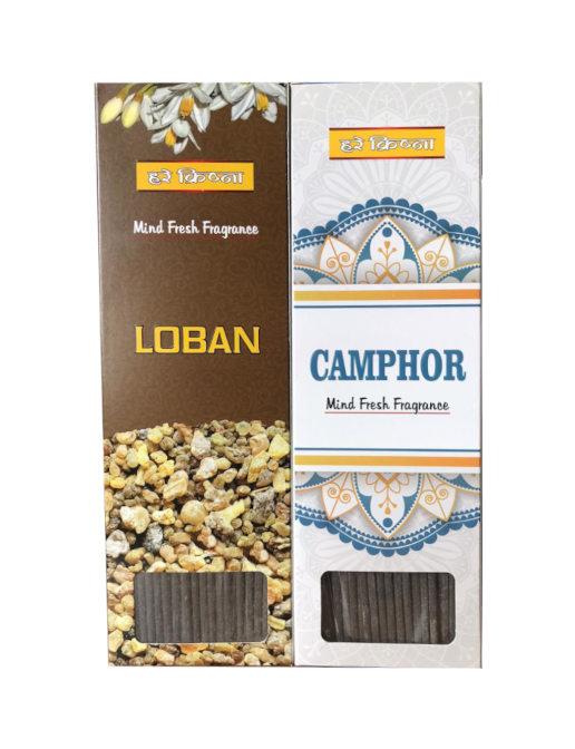 Camphor Loban Combo