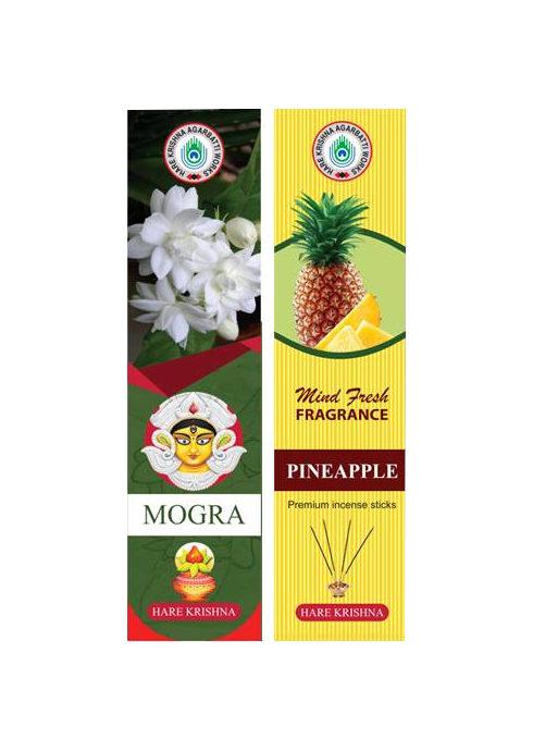 Pineapple-Mogra