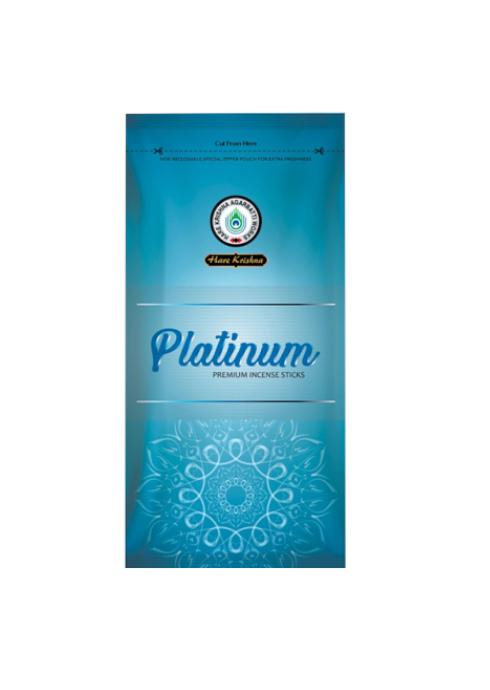 Zipper - Platinum