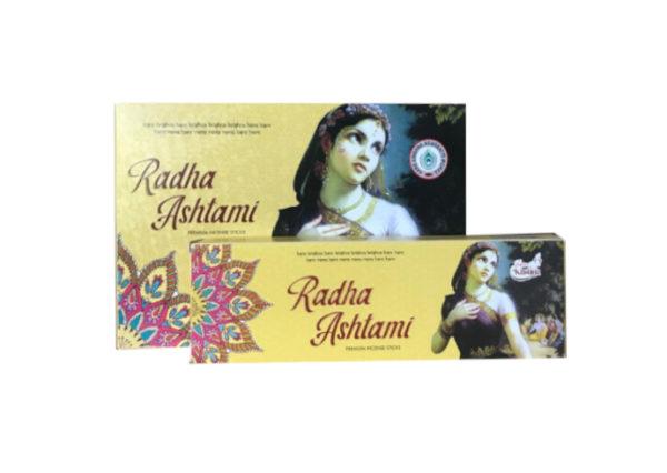 Radha Ashtami with outer